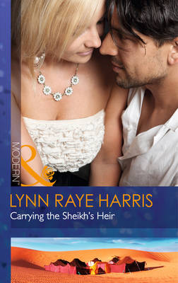 Carrying the Sheikh's Heir (Heirs to the Throne of Kyr, Book 2)
