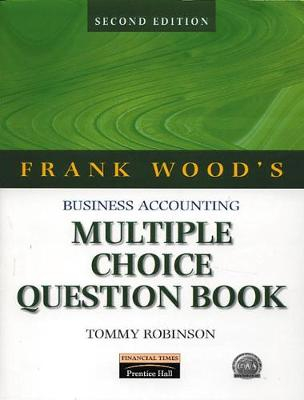 Business Accounting MCQ Book