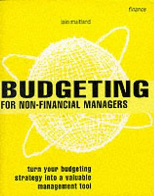 Budgeting for Non Financial Managers