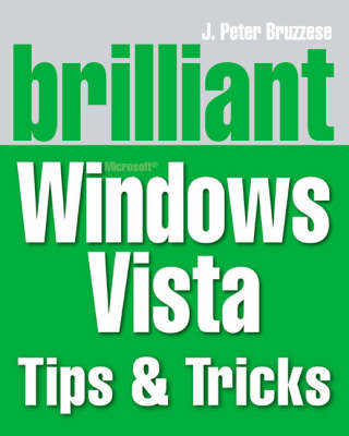 Brilliant Windows Vista Tips & Tricks