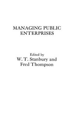 Managing Public Enterprises
