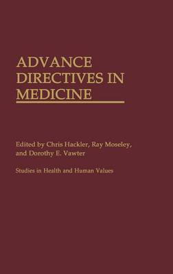 Advance Directives in Medicine