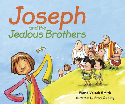 Joseph and the Jealous Brothers