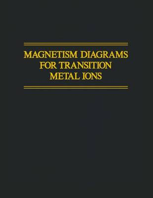Magnetism Diagrams for Transition Metal Ions