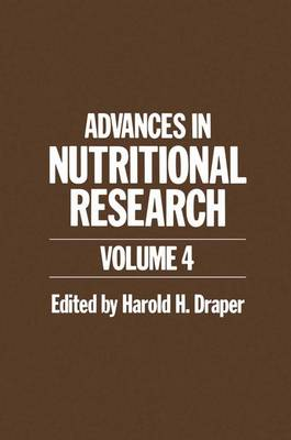 Advances in Nutritional Research: 4