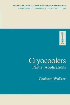 Cryocoolers Applications: Part 2