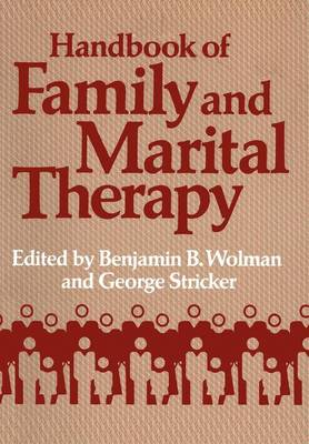 Handbook of Family and Marital Therapy