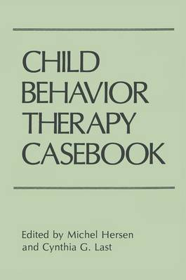 Child Behavior Therapy Casebook