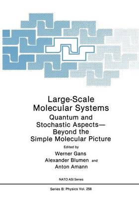 Large-Scale Molecular Systems: Quantum and Stochastic Aspects-Beyond the Simple Molecular Picture