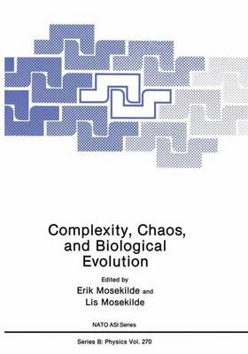 Complexity, Chaos, and Biological Evolution