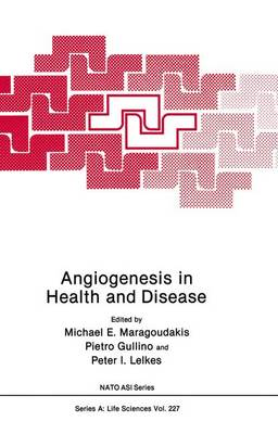 Angiogenesis in Health and Disease: Proceedings of a NATO ASI Held in Porto Hydra, Greece, June 16-27, 1991