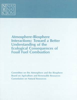 Atmosphere-Biosphere Interactions: Toward a Better Understanding of the Ecological Consequences of Fossil Fuel Combustion