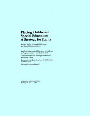 Placing Children in Special Education: A Strategy for Equity