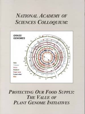 (NAS Colloquium) Protecting Our Food Supply: The Value of Plant Genome Initiatives