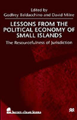 Lessons From the Political Economy of Small Islands: The Resourcefulness of Jurisdiction