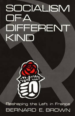 Socialism of a Different Kind: Reshaping the Left in France