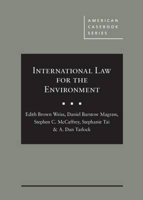 International Law for the Environment