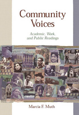 Community Voices: Academic, Work, and Public Readings