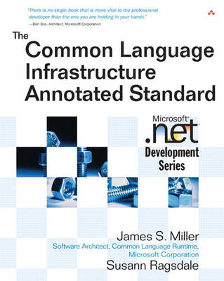 The Common Language Infrastructure Annotated Standard