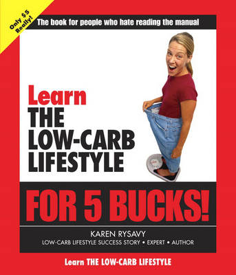 Learn the Low-Carb Lifestyle for 5 Bucks