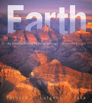 Earth: An Introduction to Physical Geology Plus MasteringGeology with Etext -- Access Card Package