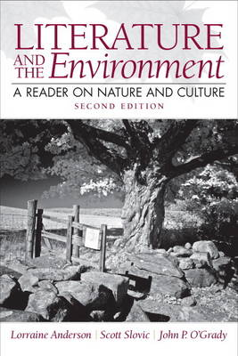 Literature and the Environment: A Reader on Nature and Culture with NEW MyLiteratureLab -- Access Card Package