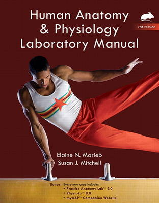Human Anatomy & Physiology Laboratory Manual, Rat Version Plus MasteringA&P with Etext -- Access Card Package