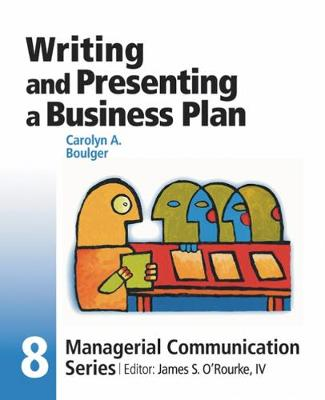 Module 8: Writing and Presenting a Business Plan