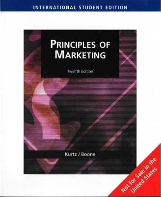 Principles of Marketing (AISE)