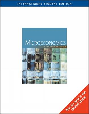 Microeconomics: A Modern Approach: WITH Pac Econapps AND Infotrac