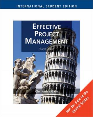 Effective Project Management: With Microsoft Project CD-Rom