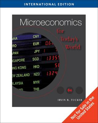 Microeconomics for Today's World