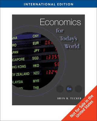 Economics for Today's World