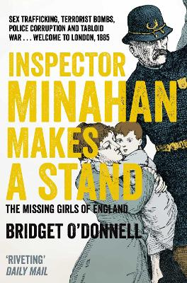 Inspector Minahan Makes a Stand: The Missing Girls of England