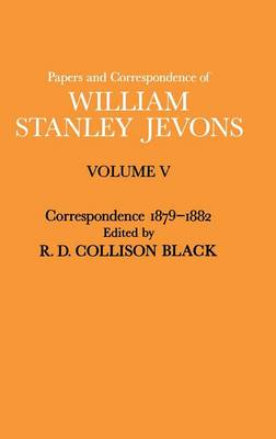 Papers and Correspondence: Correspondence, 1879-1882: v.5