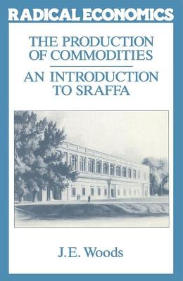 The Production of Commodities: An Introduction to Sraffa