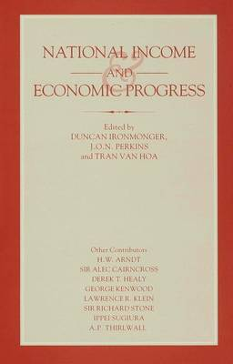 National Income and Economic Progress: Essays in Honour of Colin Clark