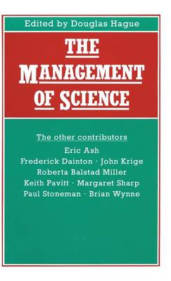 The Management of Science: Proceedings Of Section F (Economics) Of The British Association For