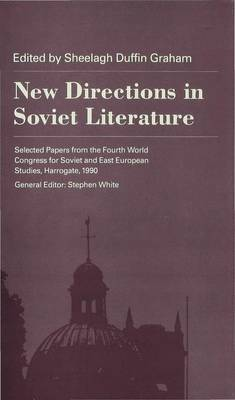 New Directions in Soviet Literature