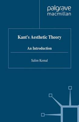 Kant's Aesthetic Theory: An Introduction