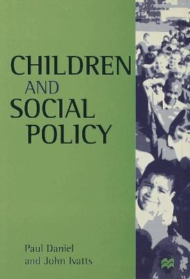 Children and Social Policy