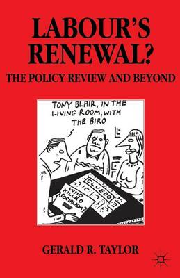 Labour's Renewal?: The Policy Review and Beyond