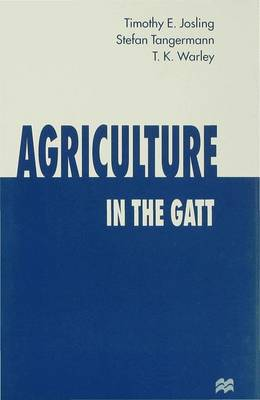 Agriculture in the GATT