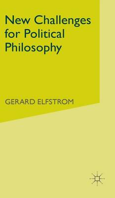 New Challenges for Political Philosophy