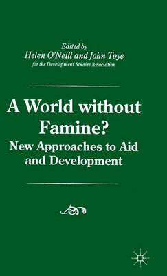 A World without Famine?