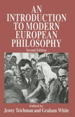 An Introduction to Modern European Philosophy: 1998