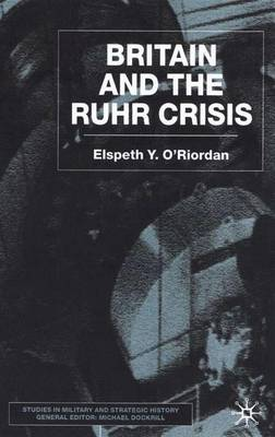 Britain and the Ruhr Crisis