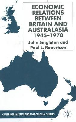Economic Relations Between Britain and Australia from the 1940s-196