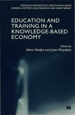 Education and Training in a Knowledge-Based Economy