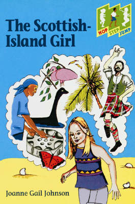 The Scottish-Island Girl: Level 2 (Step)